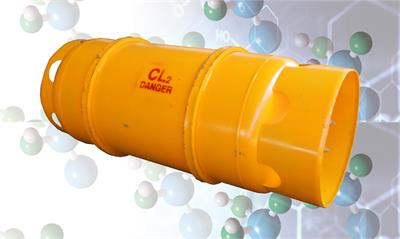 Chlorine Gas (Cl2) 
